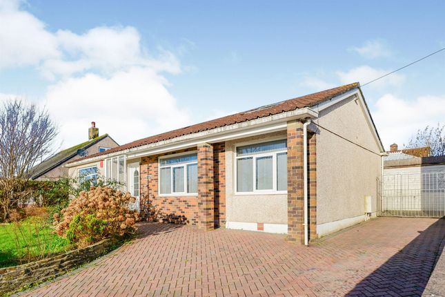 3 bed detached bungalow for sale in Plymbridge Road, Plympton, Plymouth PL7