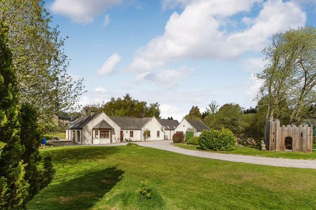 Thumbnail Detached house for sale in Belmaduthy, Munlochy, The Black Isle, Ross-Shire, Highland
