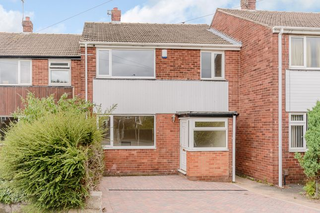 Thumbnail Terraced house for sale in Park Road, Boston Spa, Wetherby