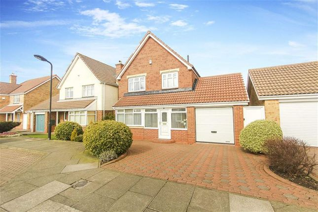 Thumbnail Detached house for sale in Northlands, Tynemouth, Tyne And Wear