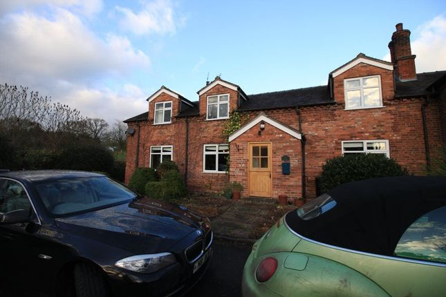 Thumbnail Terraced house to rent in Hodnet Court, Market Drayton, Shropshire