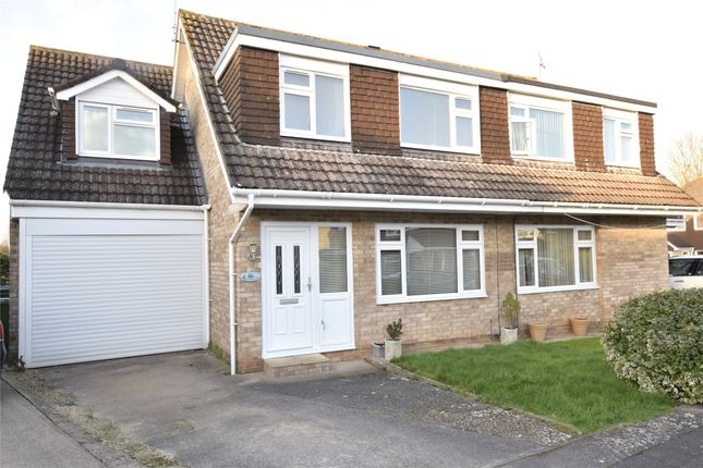 Thumbnail Semi-detached house for sale in Roseville Avenue, Longwell Green, Bristol