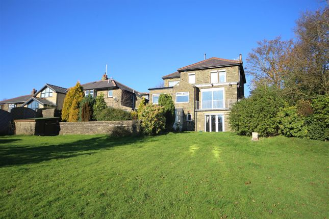 Thumbnail Detached house to rent in Booth Road, Waterfoot, Rossendale