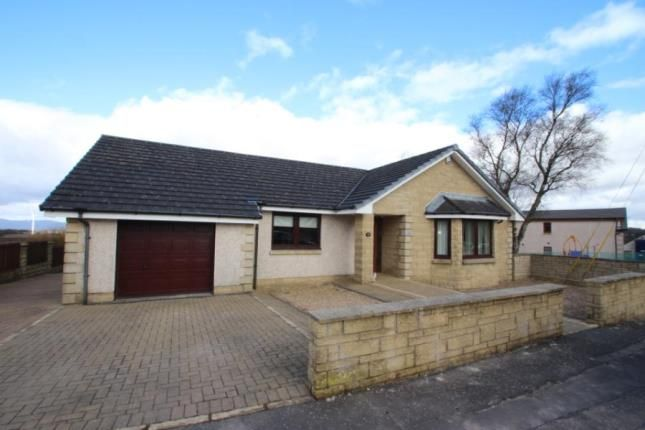 Thumbnail Bungalow for sale in Main Street, Longriggend, Airdrie, North Lanarkshire