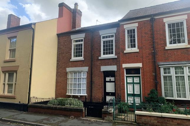 Thumbnail Town house to rent in Park Road, Congleton