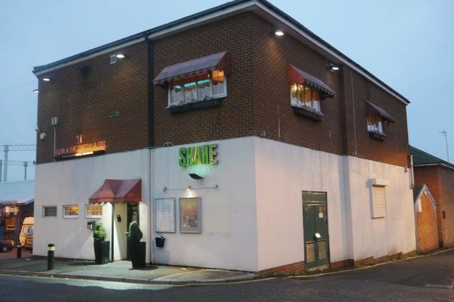 Restaurant/cafe for sale in Former Shahe Indian Restaurant, 7 Mount Terrace, South Shields