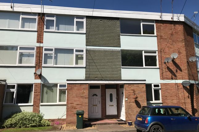 Thumbnail Maisonette to rent in Stonehouse Lane, Coventry