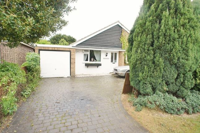 Thumbnail Detached bungalow for sale in St. Marys Road, Great Bentley, Colchester