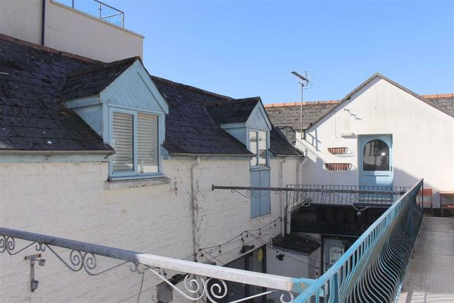 2 bed flat for sale in The Mews, Upper Frog Street, Tenby SA70