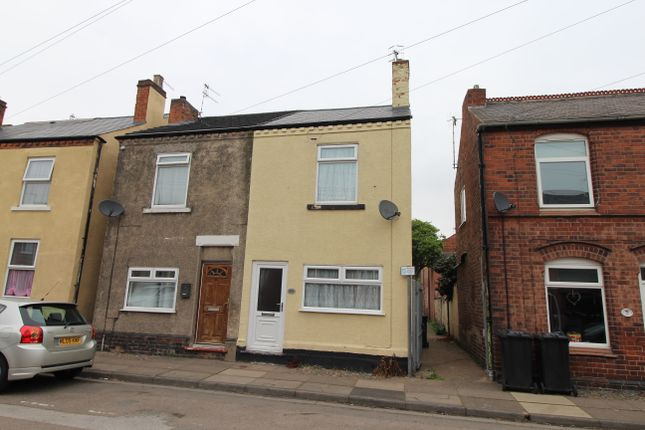 Thumbnail Semi-detached house to rent in Bailey Street, Stapleford, Nottingham