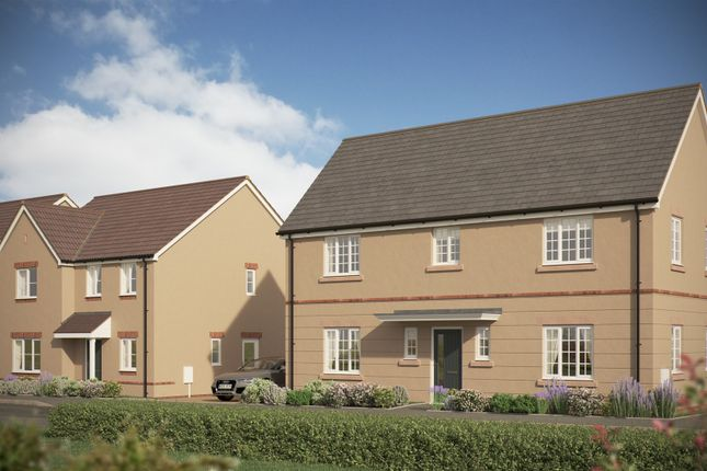 Thumbnail Detached house for sale in Bunford Heights, West Coker Road, Yeovil