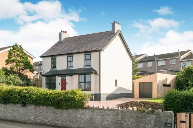Thumbnail Detached house for sale in Abergele Road, Old Colwyn, Colwyn Bay, Conwy