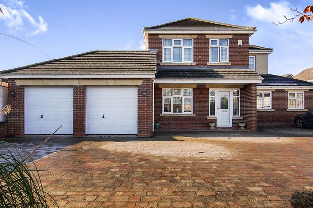 Thumbnail Detached house for sale in Willow Road, Hanham, Bristol