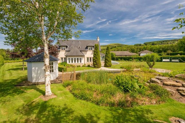 Thumbnail Detached house for sale in 13 Halmyre Loan, Romanno Bridge, West Linton