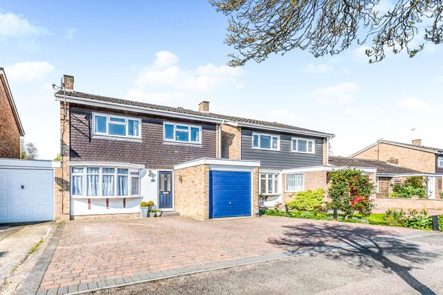 Thumbnail Detached house for sale in Birkdale Road, Bedford
