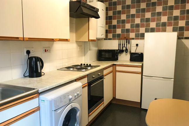 Kitchen of West Mount Street, Aberdeen AB25