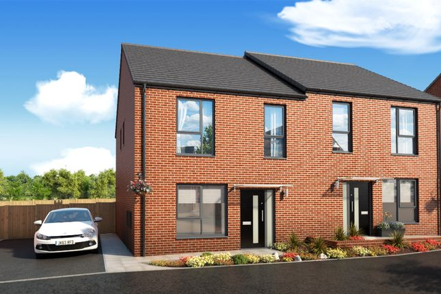 "Thumbnail Property for sale in ""The Redmire At Birchlands"" at Earl Marshal Road, Sheffield"