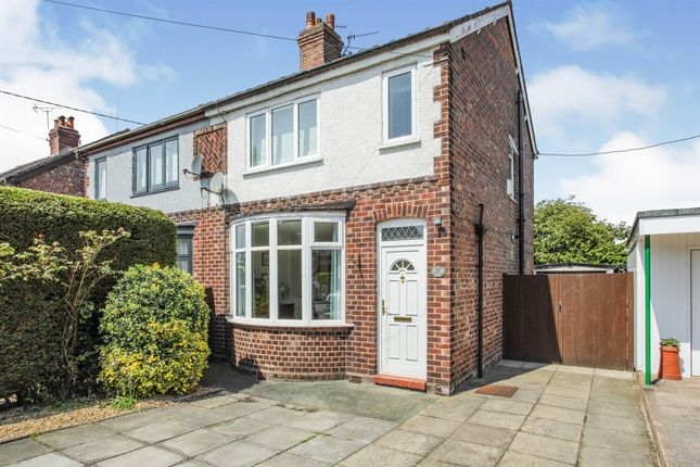 2 bed semi-detached house for sale in Farm Road, Rudheath, Northwich CW9