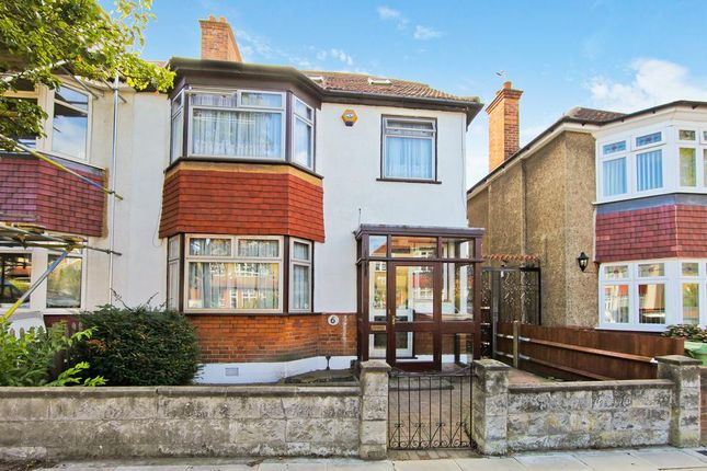 Thumbnail Semi-detached house for sale in Dovedale Road, London