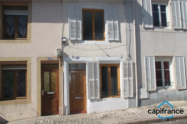 Thumbnail Town house for sale in Lorraine, Meurthe-Et-Moselle, Blamont
