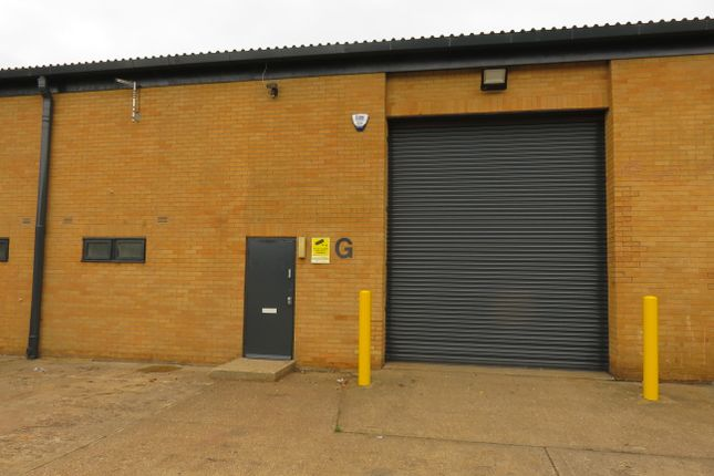 Thumbnail Industrial to let in Earlstrees Industrial Estate, Corby
