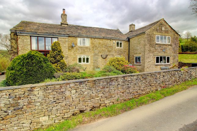 Thumbnail Detached house for sale in The Wash, Chapel-En-Le-Frith, High Peak