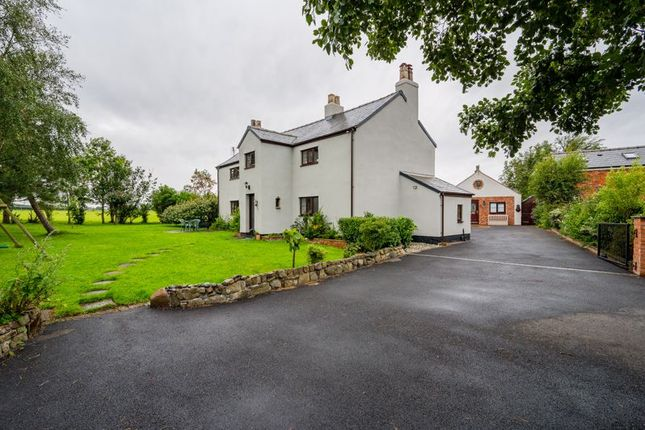 Thumbnail Detached house for sale in Drummersdale Lane, Scarisbrick, Ormskirk