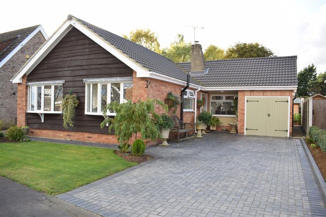 Thumbnail Bungalow for sale in St. James's Road, Scawby, Brigg