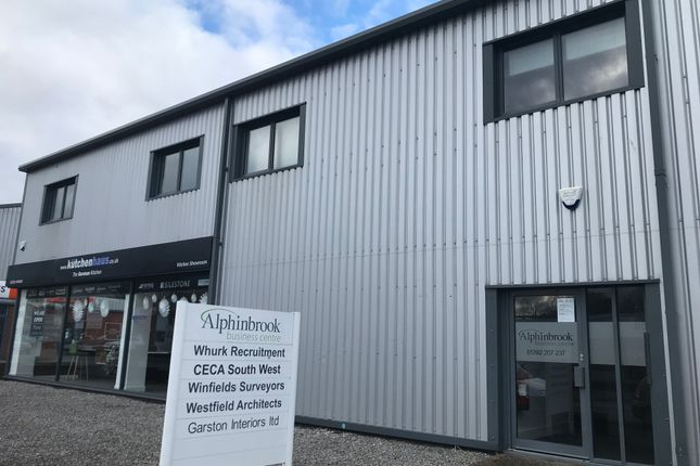 Thumbnail Office to let in Alphinbrook Road, Exeter