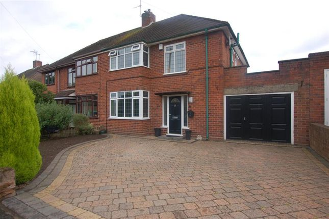 Thumbnail Semi-detached house for sale in Lynwood Avenue, Wall Heath