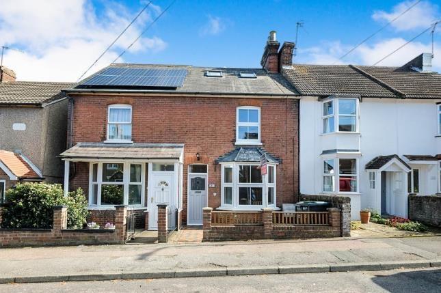 Thumbnail Semi-detached house for sale in Lavender Hill, Tonbridge, Kent