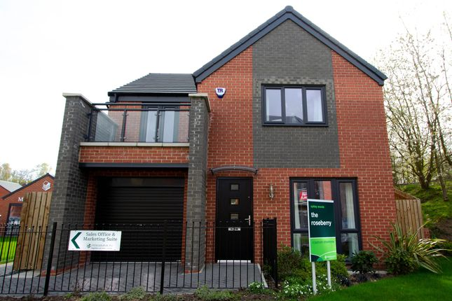 """Thumbnail Detached house for sale in """"The Roseberry"""" at Aykley Heads, Durham"""