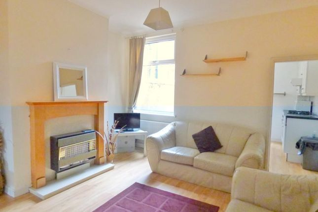 Thumbnail Terraced house to rent in Albert Street, Newcastle-Under-Lyme