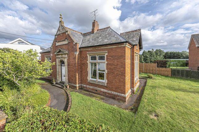Thumbnail Detached bungalow for sale in Westford, Wellington