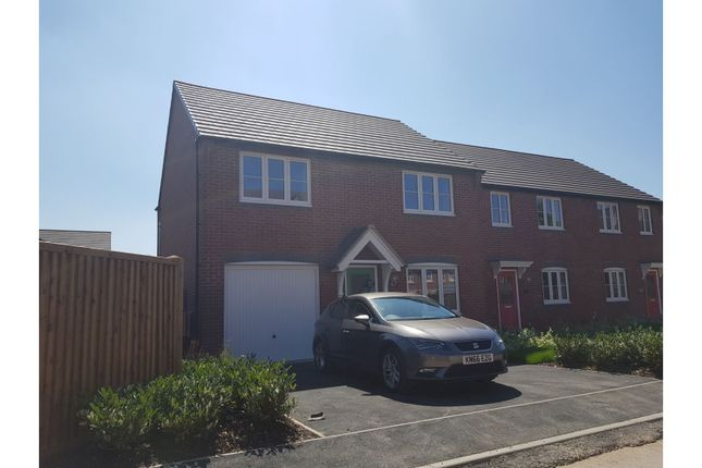Thumbnail Detached house to rent in College Close, Rugby