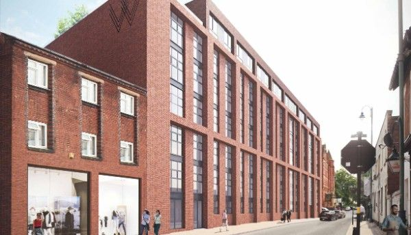 Thumbnail Flat for sale in Westminster Works Apartments, Alcester Street, Birmingham