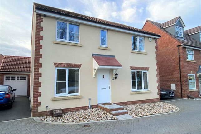 Thumbnail Detached house for sale in Southrop Road Kingsway, Quedgeley, Gloucester