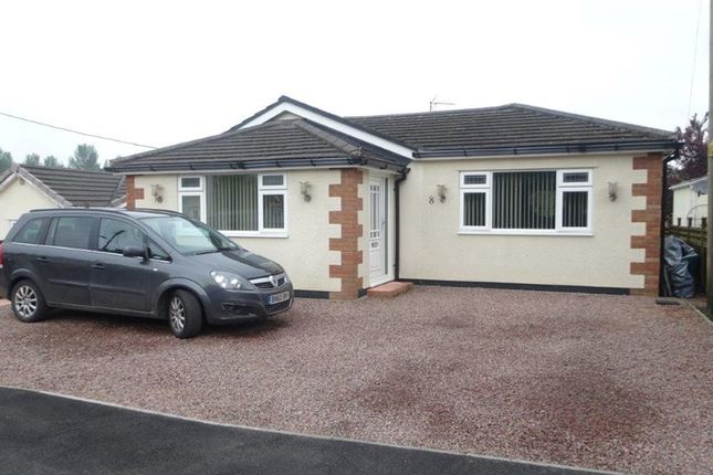 Thumbnail Detached bungalow for sale in Office Road, Cinderford