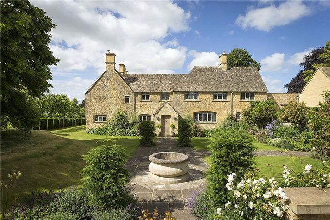 Thumbnail Detached house for sale in Junction Road, Churchill, Chipping Norton, Oxfordshire