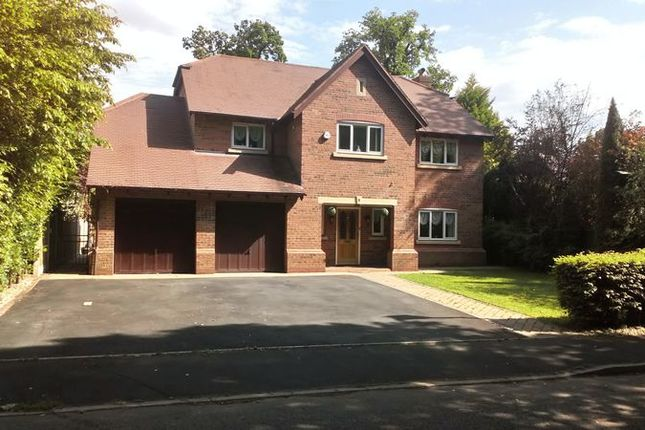 Thumbnail Detached house for sale in Springwood Drive, Rufford, Ormskirk