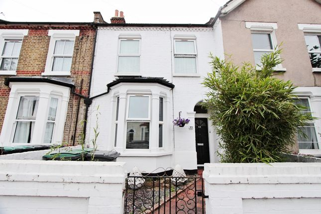 Thumbnail Terraced house for sale in Tynemouth Road, London