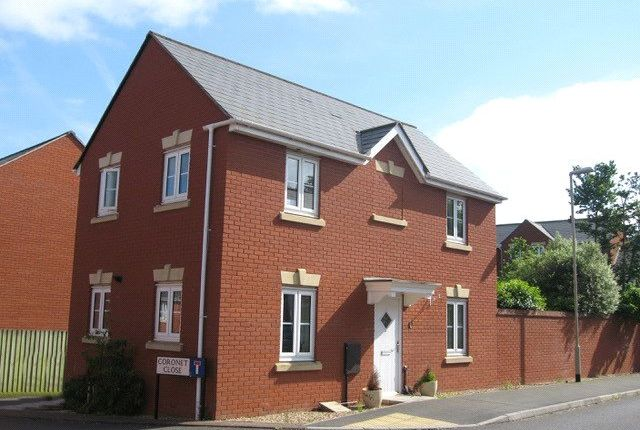 3 bed detached house to rent in Crown Way, Exeter EX2