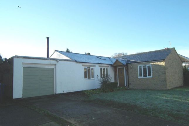Thumbnail Bungalow to rent in Preston Deanery Road, Quinton, Northampton