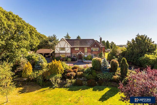 Thumbnail Detached house to rent in Grovehurst Lane, Horsmonden, Tonbridge