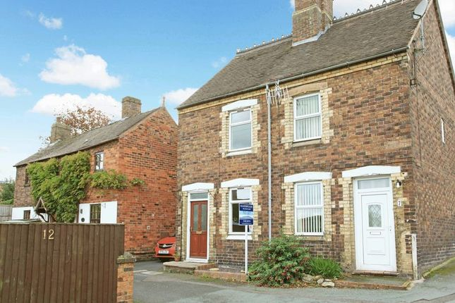 Thumbnail Semi-detached house to rent in Hockley Road, Broseley