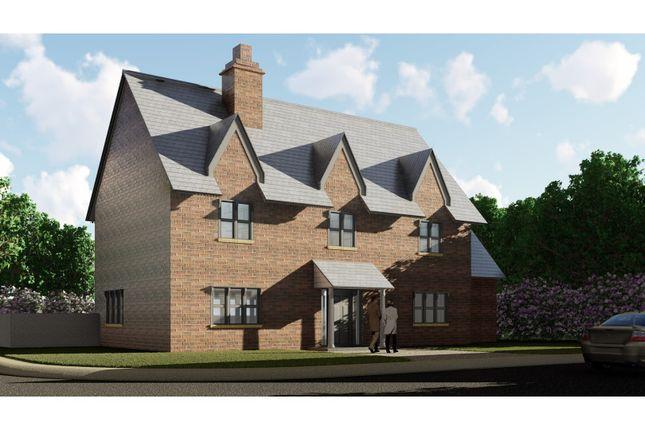 Thumbnail Detached house for sale in Chapel Lane, Norton In Hales, Market Drayton