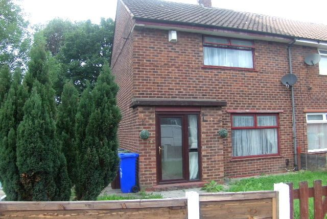 Thumbnail Semi-detached house for sale in Newton Hall Road, Hyde
