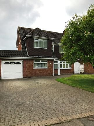 Thumbnail Detached house for sale in Park View, Western Park, Leicester