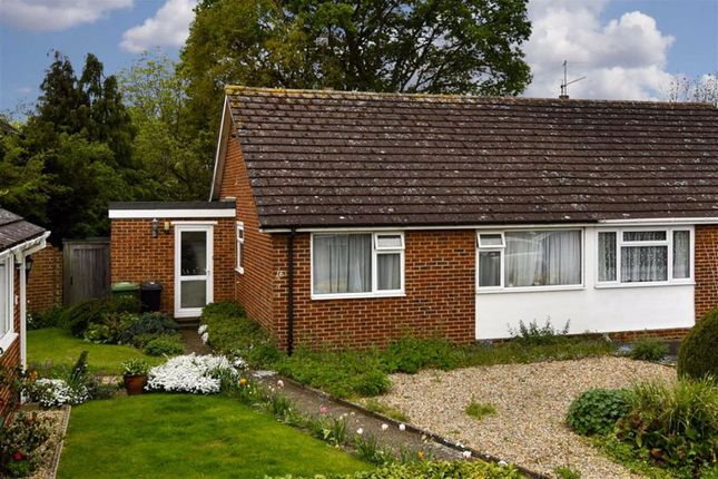 Semi Detached Bungalow For In Nursery Close Epsom Surrey