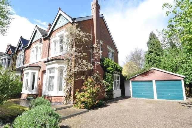 Thumbnail Semi-detached house for sale in Sir Johns Road, Selly Park, Birmingham